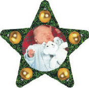 ORNAMENT--STAR with bows side2.jpg (70392 bytes)
