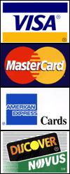 All About Pins Accepts Visa, Mastercard, American Express, & Disover